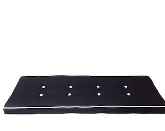 Custom Sunbrella Window Seat/Bench Cushion | Mudroom Cushion | Reading Nook Cushion | Seat Cushion | Kitchen Banquette Cushion