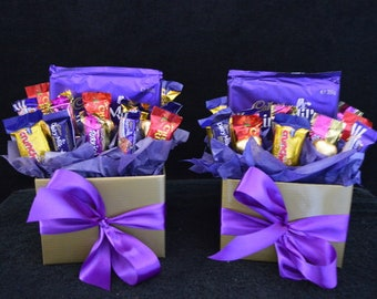 Cadbury Block Bouquet