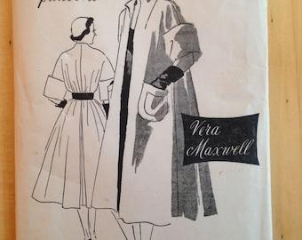 Spadea American Designers' Patterns Vera Maxwell 708