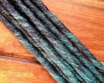 Synthetic Dreads - Seafoam Transitional SE - SET OF 4