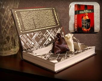 Hollow Book Safe - Mötley Crüe - Secret Book Safe
