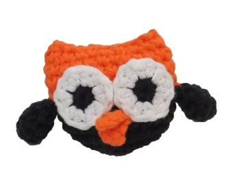Catnip Owl - Choose Your Colors - Catnip Toy - Cat Toy