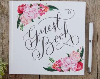 Boho Wedding Guest Books