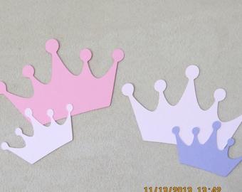 Princess Crown Die Cuts/Embellishment