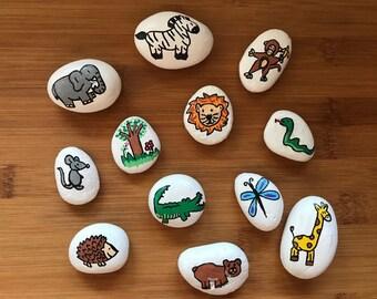 Animal Stone Tale
