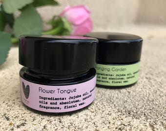 Flower Tongue - Solid Perfume