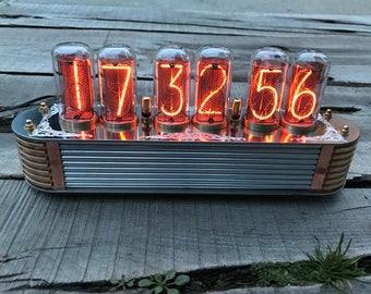 Nixie Clock IN-18