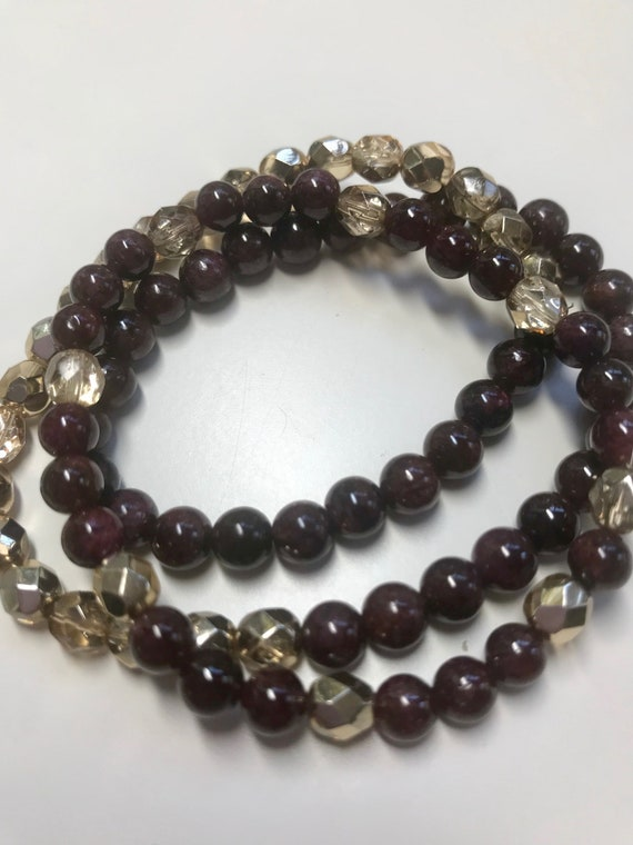 Florida State Fan Game Day Bracelets
