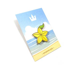 Paopu Fruit (Kingdom Hearts) Hard Enamel Pin