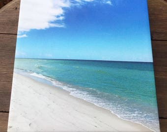 Canvas print of Gulf of Mexico