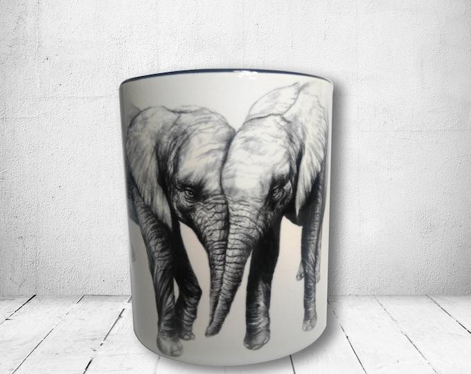 Love - 11 oz Ceramic Mug