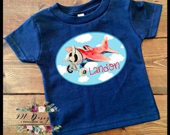 Toy Airplane TShirt