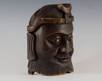 Mask | Chinese | Warrior | 50s 60s |