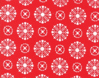 Vintage Holiday (55166-11) Red