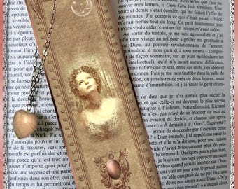 """Laminated bookmarks """"Enlightenment"""""""