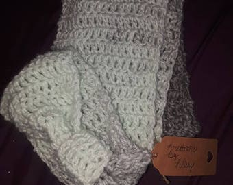 Kreations By Kelsey Ear Warmer/Infinity Scarf Set