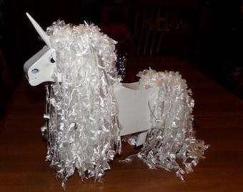 White Unicorn has entered The Magical Doll Land of Sha Bebe