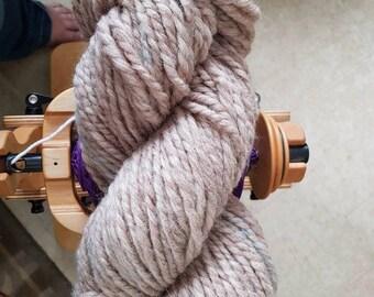 Handspun vintage wool