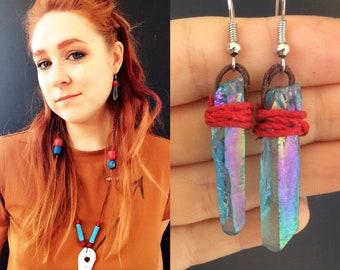 Bluegleam Earrings