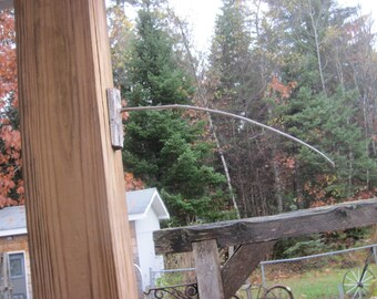 Maine Weather Stick, Hand Made, Free Shipping
