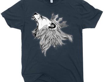 Roaring Lion King T-shirt Vintage Lion King Shirt Gift