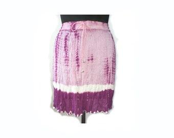 Rayon Crape skirt