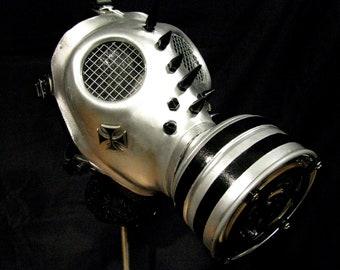 ON SALE M107 Chrome Gas Mask