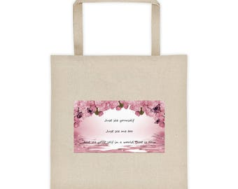 Just see yourself Tote bag