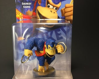 Dankey Kang - Custom Amiibo w/ Custom Box