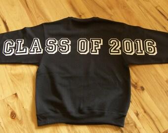 Class 2016 Senior Crew