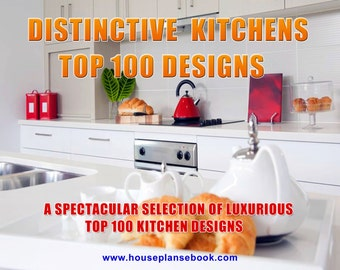 Kitchen Design Book  | Kitchen decor | Kitchen ideas  | Kitchen plans  | Kitchen home improvement  | Kitchen renovation  | New Kitchen