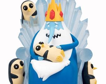 Exclusive Adventure Time Nice King Figure