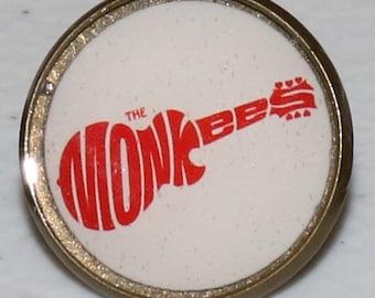 Monkees Pinbacks - 7 Designs