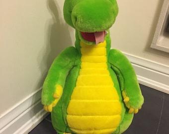 Vintage dudley the dragon plush
