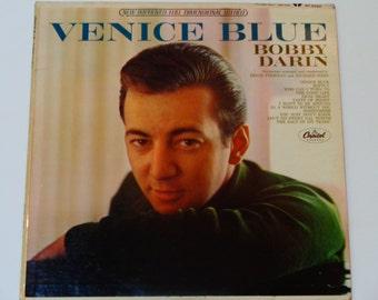 "Bobby Darin - Venice Blue - ""Who Can I Turn To"" - ""Taste of Honey"" - 60's Pop - Capitol Records Stereo 1965 - Vintage Vinyl LP Record Album"