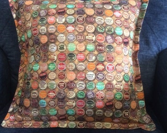 """16"""" Cotton Pillow Covers- multiple patterns available!"""