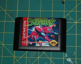 Grind Stormer! Sega Genesis Repro! PEW PEW!!