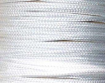 1 M Fil 0.8 mm white (m) ACFI14 white nylon