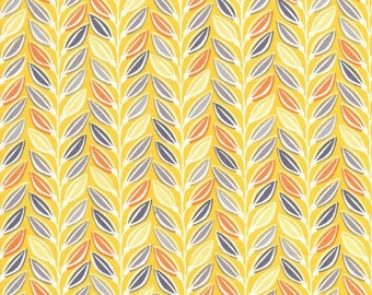 RJR Fabrics; 'Brushwood' Fabric By The Yard, Chirp by Alex Anderson, 2642-2