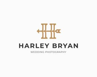 Harley: Custom Logo — Monogram