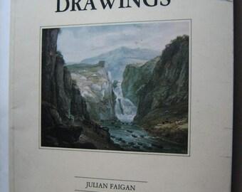 PAUL SANDBY DRAWINGS Julian Faigan Australian Gallery Directors 1981 1st Edition Catalogue