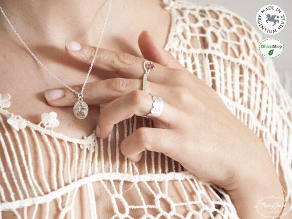 Ethical jewelry, per aspera ad astra, custom bracelet, customizable quote bracelet, customizable gift, made in Italy, Argentium bracelet
