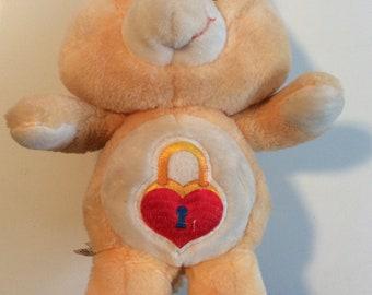 Vintage Secret Care Bear