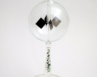 Radiometer Spiral Green