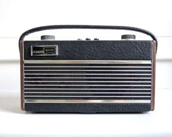 black roberts radio rambler - original retro