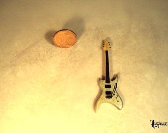 Miniature guitar. MG28