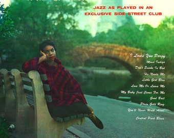 NINA SIMONE Little Girl Blue 1958 Vinyl Lp Record  Album Soul Jazz Factory Sealed BCP 6028