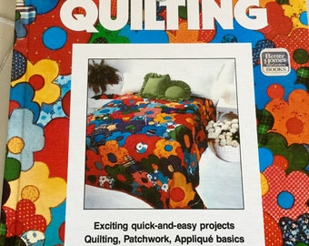 Patchwork Instructional Craft Book Better Homes and Gardens