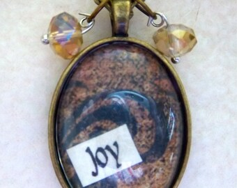 Joy - Healing Arts Necklace, No.31