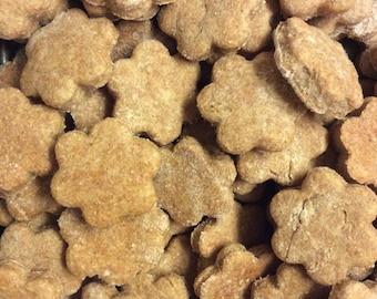 Honey Biscuits - Devon's Doggie Delights - Homemade Dog Treats